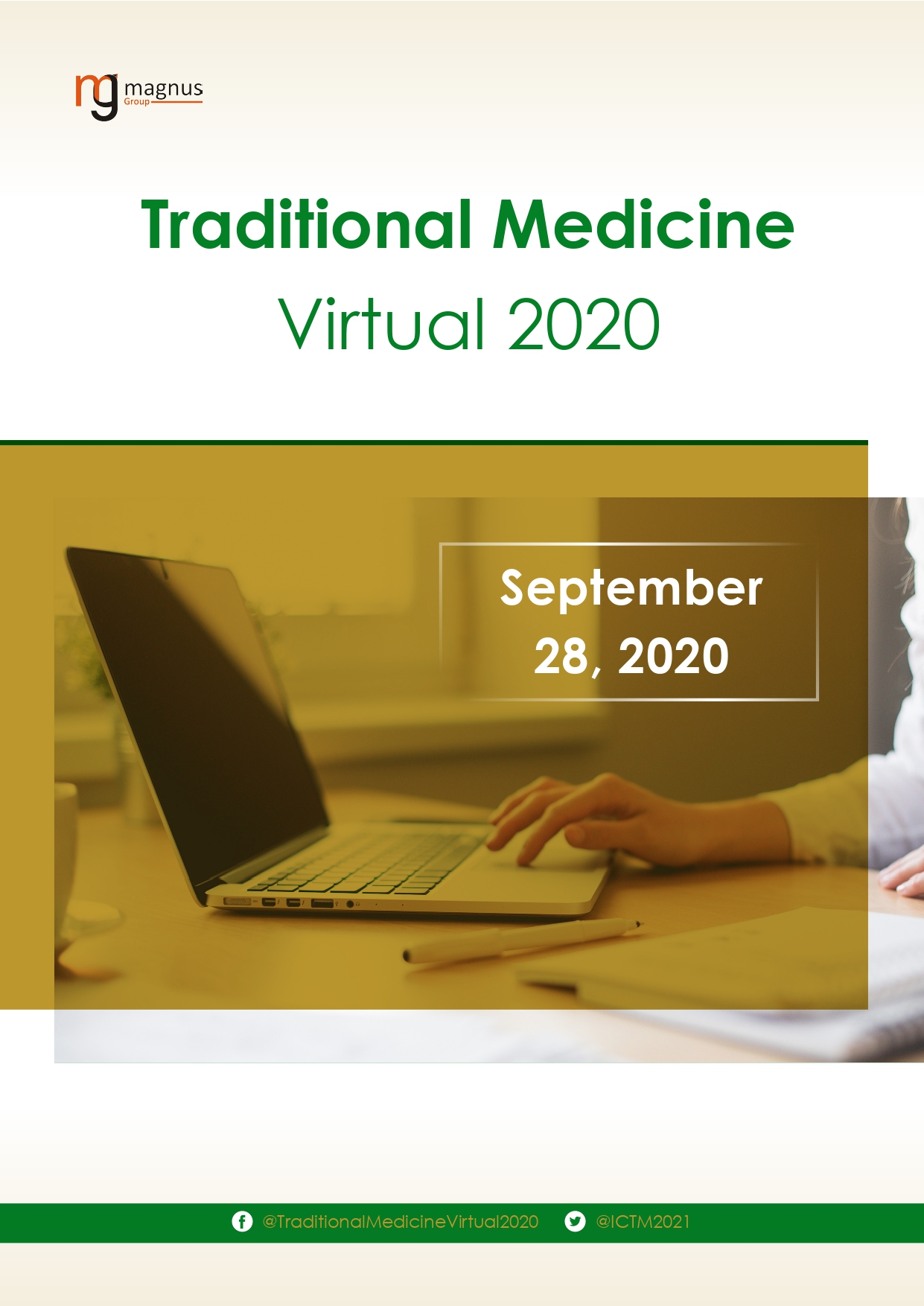 International Webinar on Traditional Medicine, Ethnomedicine and Natural Therapies | Online Event Book