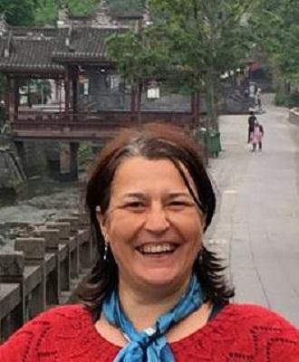 Potential Speaker for Traditional Medicine Virtual 2020 - Bogyo Erzsebet